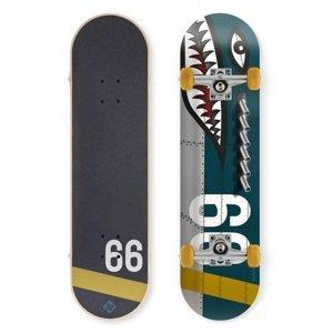 Skateboard STREET SURFING Street Skate 31'' Shark Fire