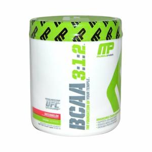 MusclePharm BCAA 3:1:2 215 g citrón limetka