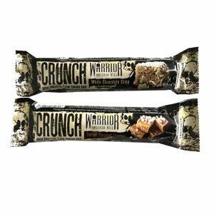 Warrior CRUNCH Bar 64 g slaný karamel