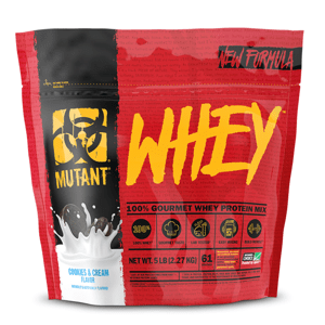 PVL Mutant Whey 4540 g cookies & krém