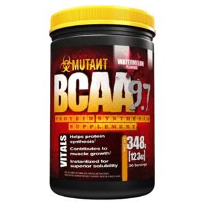 PVL Mutant BCAA 9.7 348 g broskyňa ľadový čaj