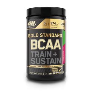 Optimum Nutrition Gold Standard BCAA Train Sustain 266 g kola