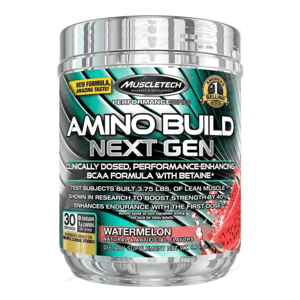 MuscleTech Aminokyseliny Amino Build Next Gen 270 g icy rocket freeze