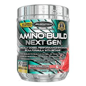 MuscleTech Aminokyseliny Amino Build Next Gen 270 g biela malina