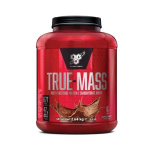 BSN True-Mass 2640 g čokoládový milkshake