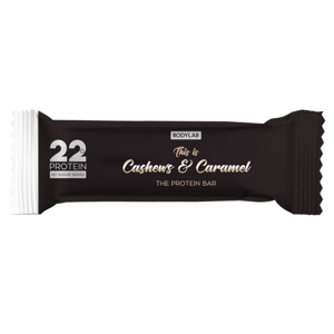 Bodylab The Protein Bar 65 g kešu karamel