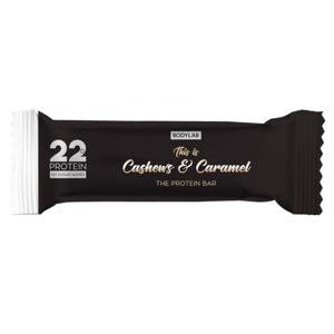 Bodylab The Protein Bar 65 g čokoláda lieskový oriešok