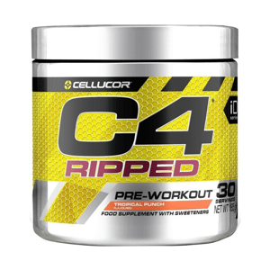 CELLUCOR C4 Ripped 180 g icy blue razz