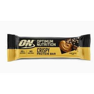 Optimum Nutrition Proteínová tyčinka Protein Crisp Bar 65 g marshmallow
