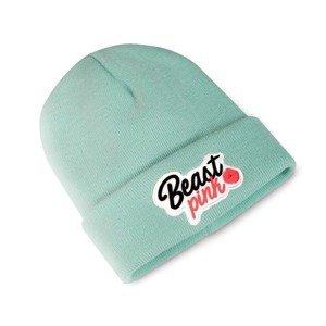 Beastpink Zimná čiapka Beanie Mint  uni