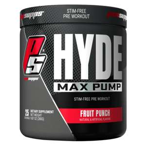 ProSupps Hyde Max Pump 280 g modrá malina