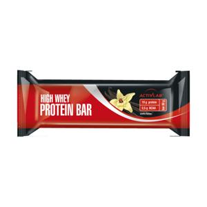 ActivLab High Whey Protein Bar 80 g vanilka