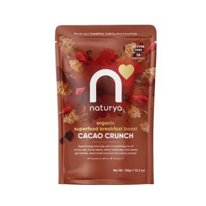 Naturya Superfood Breakfast Boost Cacao Crunch 150 g