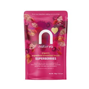 Naturya Superfood Breakfast Boost Superberries 150 g