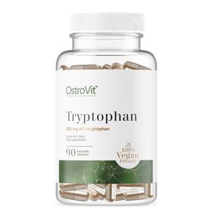 OstroVit Tryptophan VEGE 90 vcaps 90 kaps.
