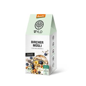 WYLD BIO Bircher Müsli 350 g čučoriedky