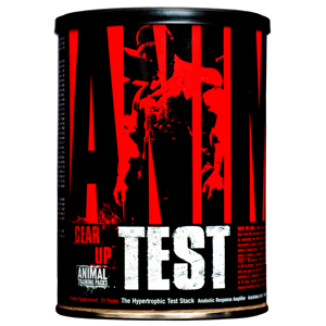 UNIVERSAL NUTRITION Animal Test 21 sáčkov