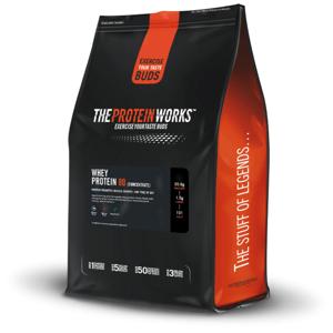 TPW whey protein 80 1000 g jahoda & krém