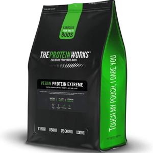 TPW Vegan Protein Extreme 1000 g vanilkový krém