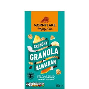 Mornflake Crunchy Granola Hawaiian 500 g