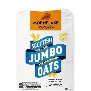 Mornflake Scottish Jumbo Oats 1500 g