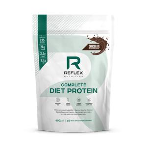 Reflex Nutrition Complete Diet Protein 600 g jahodová malina
