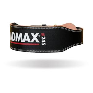 MADMAX Fitness opasok Full Leather Black  XXL