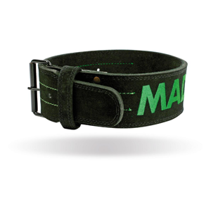 MADMAX Fitness opasok Suede Single Prong Belt  L