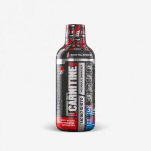 ProSupps VANISH® L-CARNITINE LIQUID SHOTS 465 ml modrá malina