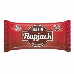 Oatein Tyčinka Low Sugar Flapjack 40 g čokoláda