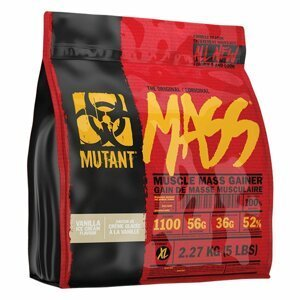 PVL Mutant Mass 6800 g trojitá čokoláda