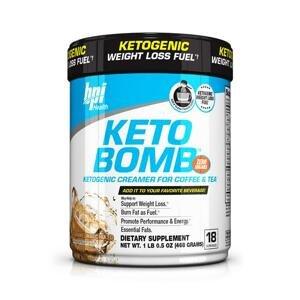 BPI Sports KETO BOMB™ 468 g karamelové macchiato