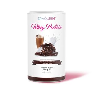 GYMQUEEN Whey Proteín 500 g čokoláda