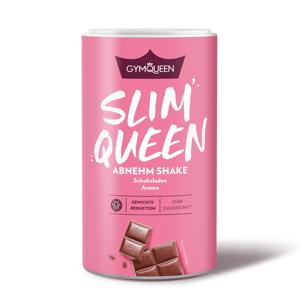 GYMQUEEN Slim Queen Shake 420 g jahoda