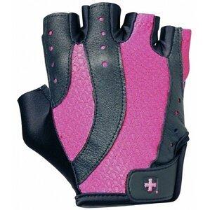 Harbinger Dámske fitness rukavice Pro Pink  L