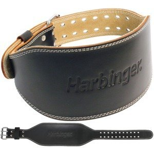 Harbinger Fitness opasok Padded Leather Black  XL
