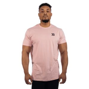 Better Bodies Essential Tee Light Pink  L
