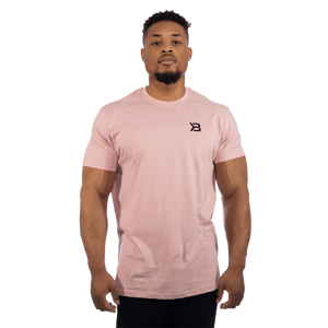 Better Bodies Essential Tee Light Pink  XL