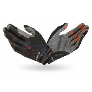 MADMAX Crossfit Rukavice X Gloves Black  XXL