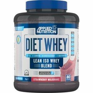 Applied Nutrition Diet Whey 2000 g jahodový milkshake