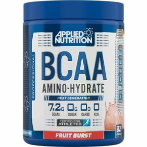 Applied Nutrition BCAA Amino hydrate 450 g vodný melón