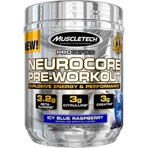 MuscleTech NeuroCore 210 g modrá malina