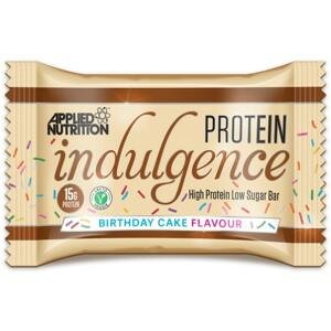 Applied Nutrition Protein Indulgence Bar 50 g narodeninová torta
