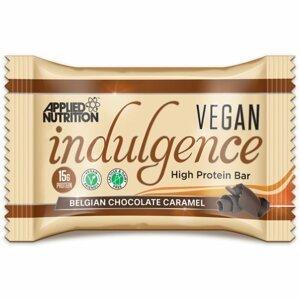 Applied Nutrition Vegan Indulgence Bar 50 g belgická čokoláda pomaranč