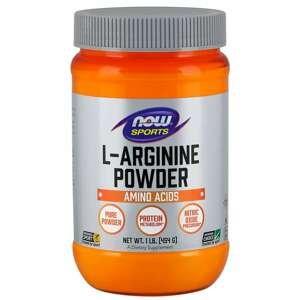 NOW Foods L-Arginín prášok 454 g