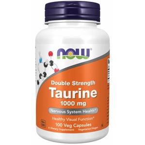 NOW Foods Taurín Double Strength 100 kaps.