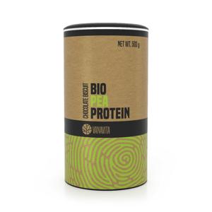 VanaVita BIO Hrachový proteín 500 g karamelová sušienka
