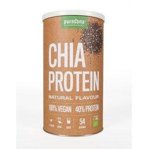 Purasana Chia Protein BIO 400 g prírodná chuť