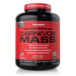 MuscleMeds Carnivor Mass 2700 g jahoda