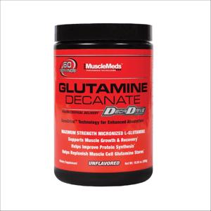 MuscleMeds Glutamine Decanate 300 g